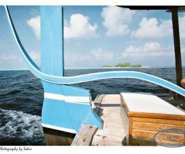 Postcard Maldive