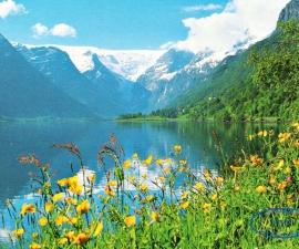 Oldenvatnet i Nordfjord